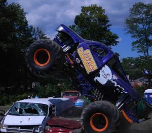 fair photo monster truck