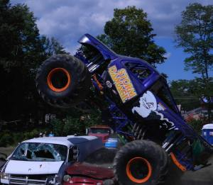 fair photo monster truck