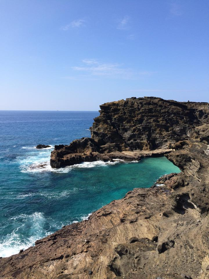 blowhole hawaii