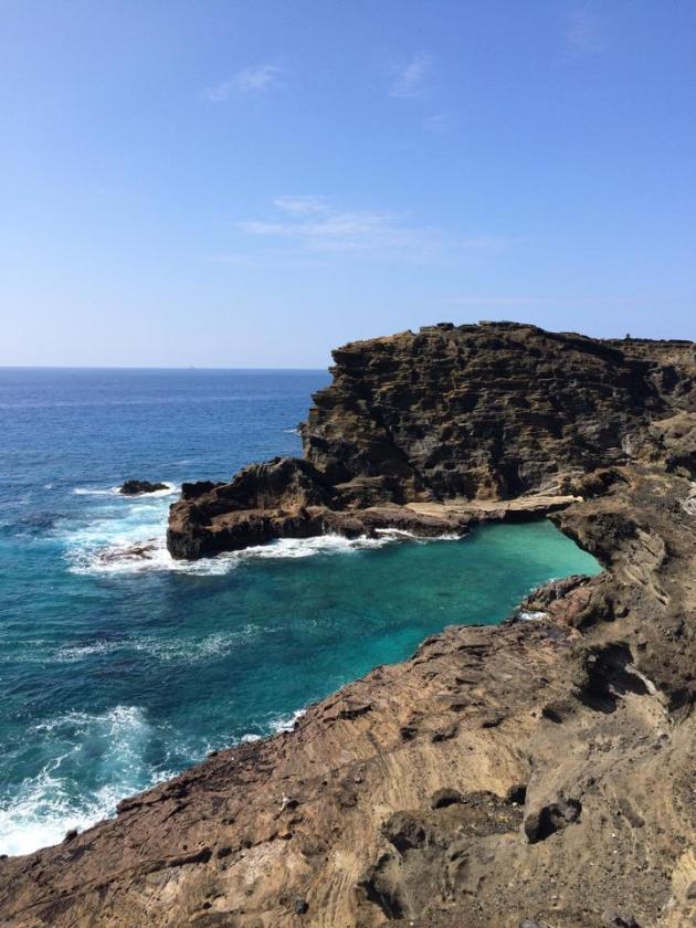blowhole hawaii