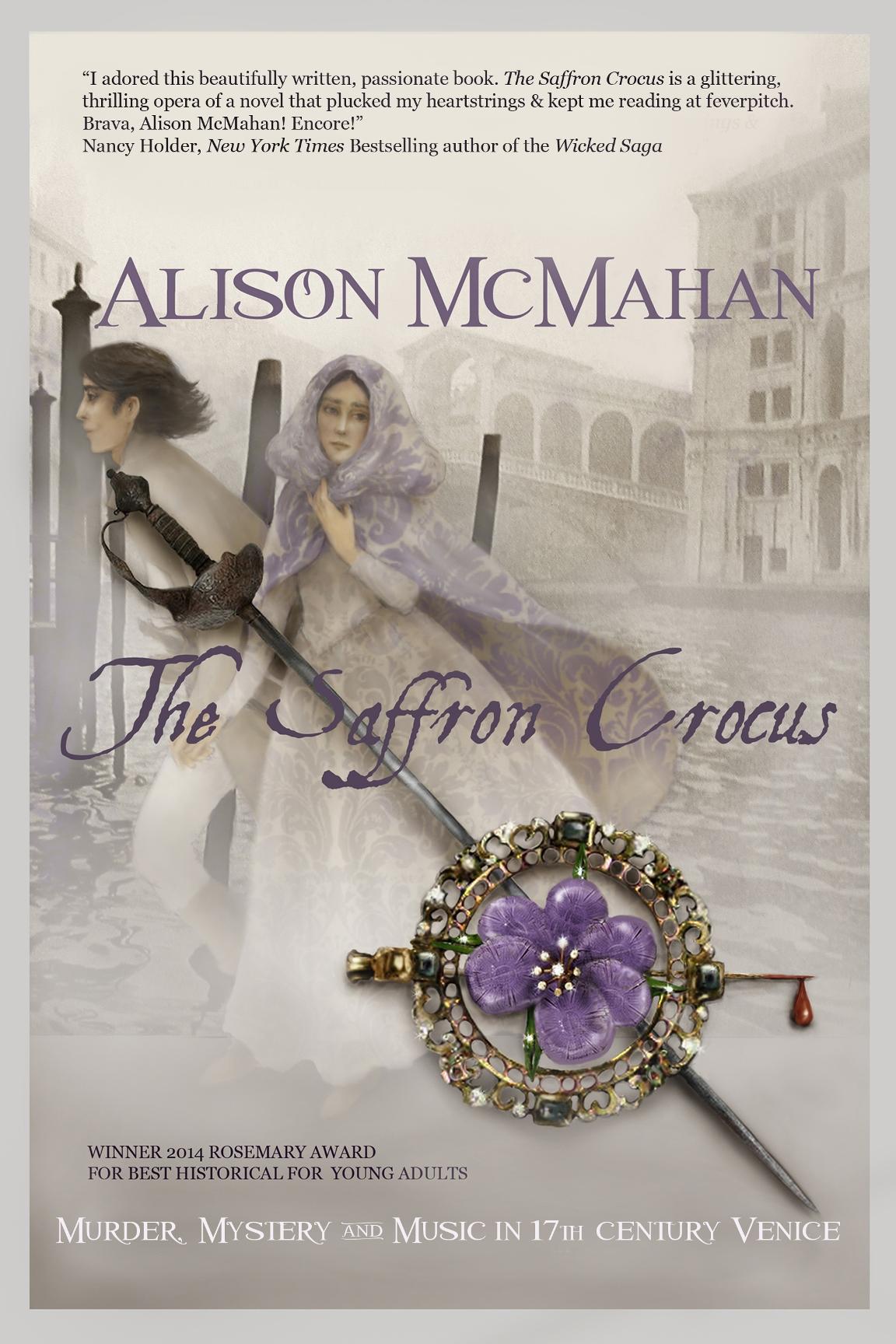 02_The Saffron Crocus Cover