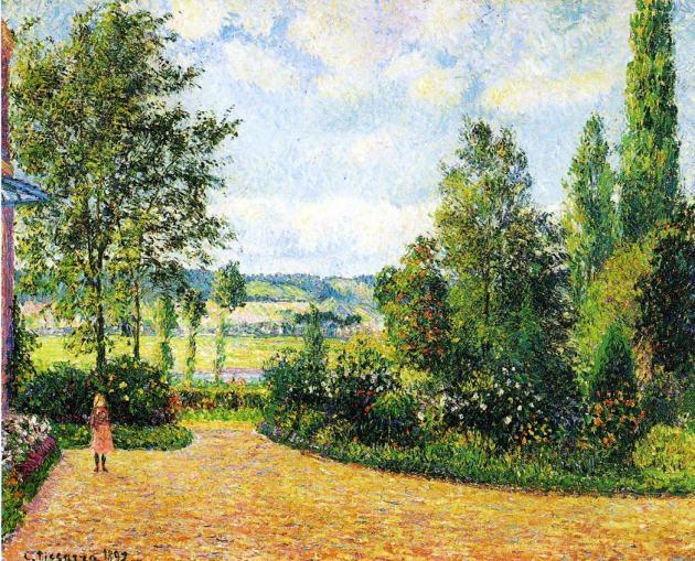 Jardin Mirbeau aux Damps