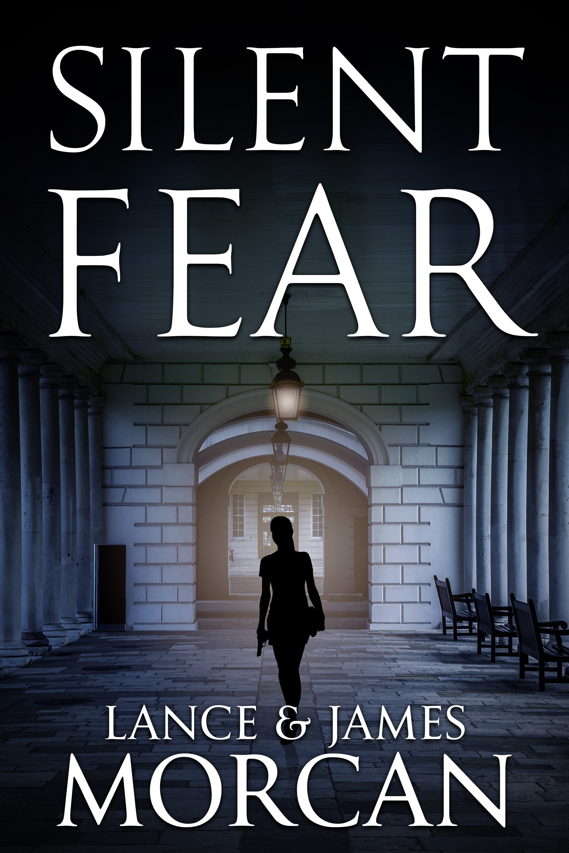 Silent Fear ebook cover