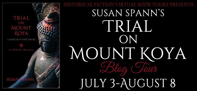 04_Trial on Mount Koya_Blog Tour Banner_FINAL